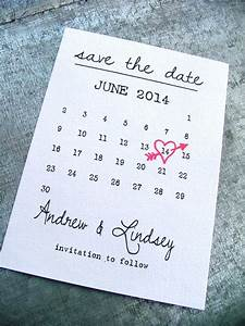 printable calendar save the date cards heart date save With cheap magnet wedding invitations