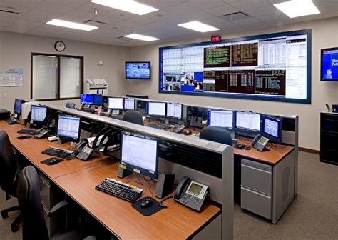 BayCare Data Center Control Room - Carastro & Associates Inc.