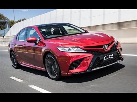 Toyota เตรียมเปิดตัว Allnew 2019 Camry โฉมใหม่ ในไทย ปลาย