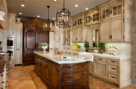 white distressed kitchen cabinets 15 perfectly distressed wood kitchen designs home design 1290