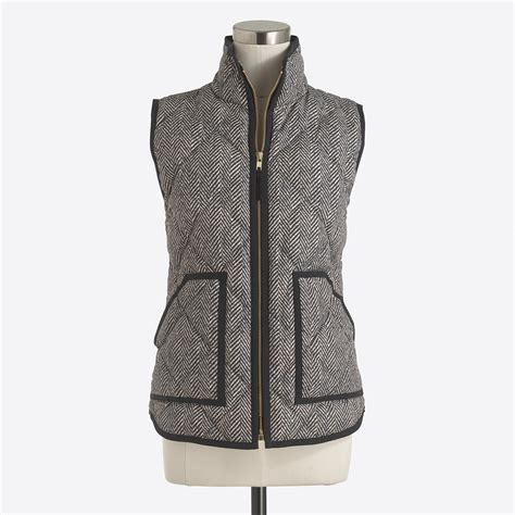 quilted puffer vest printed quilted puffer vest factorywomen puffer vests