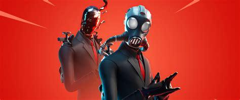 2560x1080 Chaos Agent Fortnite 4k 2560x1080 Resolution