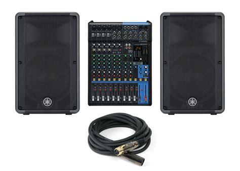 Yamaha Canlı Müzik Ses Sistemi ® En iyi Fiyatlar infoMusic'de!