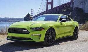 2020 Ford Mustang EcoBoost HPP: First Drive Review   Our Auto Expert