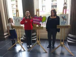 Castlemilk schoolgirl creates Glasgow's first Autism