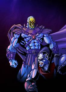 Skeletor Versus Hordak by ThulsaDoom on DeviantArt