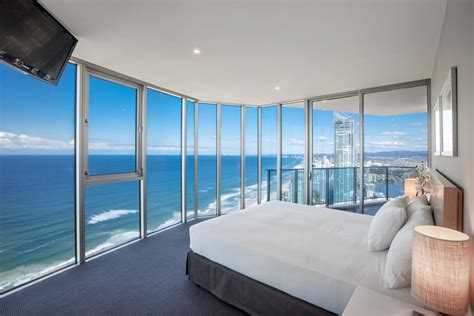 Guest Room Sofa Bed by Residences Archives Hilton Surfers Paradise