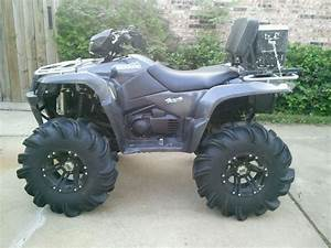 F  S 2009 Suzuki King Quad 750axi With Lift 29 5 U0026quot  Outlaws