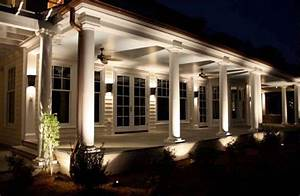 Led exterior light fixtures house lighting