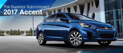 Crown Hyundai St Petersburg Fl by 2017 Accent For Sale In St Petersburg Crown Hyundai By