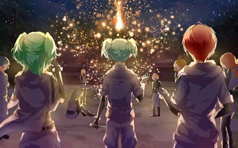 Anime Wallpaper Assassination Classroom - assassination classroom hd fond d 233 cran and arri 232 re