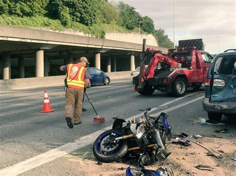 Bellevue Man Dies In Motorcycle Crash On I-5 In Seattle
