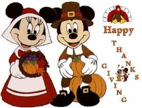 the true disney fan happy thanksgiving