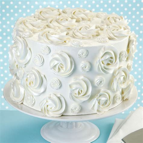 forget rosette cake wilton