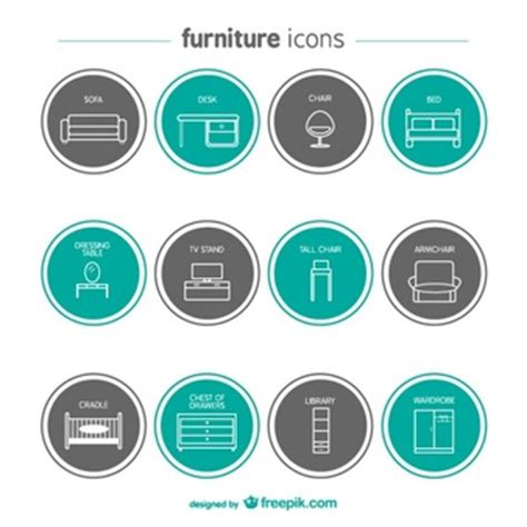 mobília 3d baixar gratis objekte