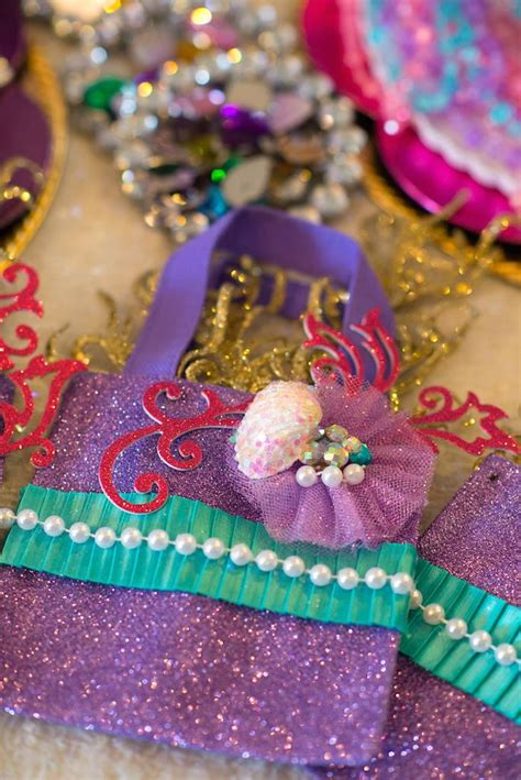 Quinceanera Decorations Ideas 2014 by Kara S Party Ideas Little Mermaid Under The Sea Birthday