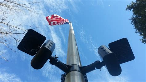 flag pole light solar flagpole lighting lighting ideas