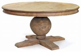 Cottage 60 Round Trestle Dining Table Farmhouse Dining Tables Pedestal Salvaged Wood Round Tables Round Dining Tables House Kitchen Pedestal Table On Pinterest Pedestal Dining Table In 48 Handmade Indore Round Zinc Dining Table India Free Shipping