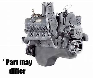 International 7 3l Di   T444e Remanufactured Long Block