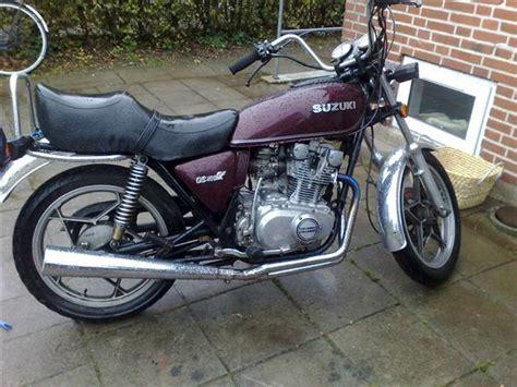 Suzuki Gs 400 by Suzuki Gs 400 L 1980 Synet 5 2008 S 229 Er Den Solgt