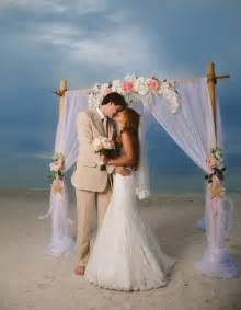 Pink And White Elegant St Pete Beach Destination Wedding