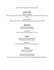 417 magazine restaurant month menu for monday through