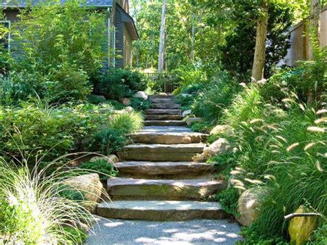 outdoor staircase ideas diy