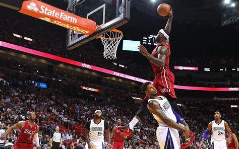 Kobe Bryant Dunks Wallpaper Lebron James December 39 S Best Dunks Espn