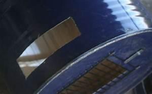 Fabriquer Un Barbecue Avec Un Bidon : barbecue bidon vertical ~ Dallasstarsshop.com Idées de Décoration