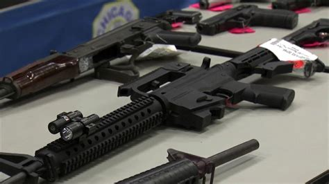 More than 2,800 guns taken off Chicago streets this year ...