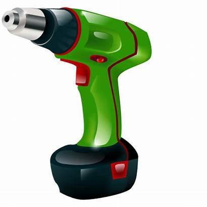 Drill Machine Icon Robot Automatic Clipart Gun