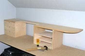 construire un bureau d angle comment fabriquer un bureau en bois meilleures images d