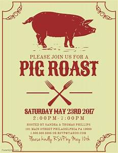 Pig Roast template PosterMyWall