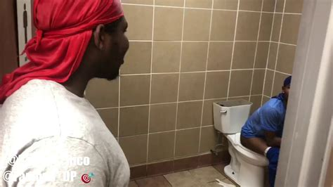 When You Get Caught Using Public Bathrooms Youtube