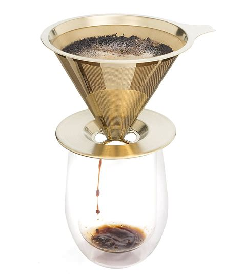 Compare prices on jura capresso in home & garden. Osaka Gold Cone Dripper with Cup Stand | Best coffee maker, Chemex coffee maker, Pour over ...
