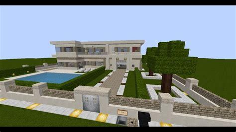 Modernes Haus Minecraft Command by Moderne Villa Bauen Frisch Minecraft Moderne Luxus Villa