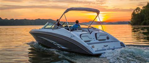Yamaha Jet Boats Canada by Jet Boats Discover Boating Canada