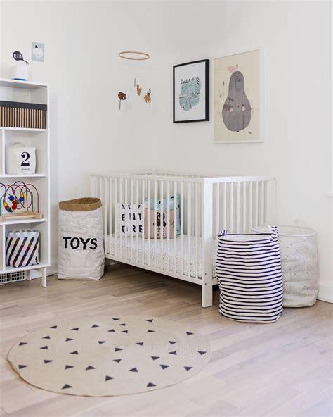 Favourite Scandinavian Nursery + Kids Room Decor Items