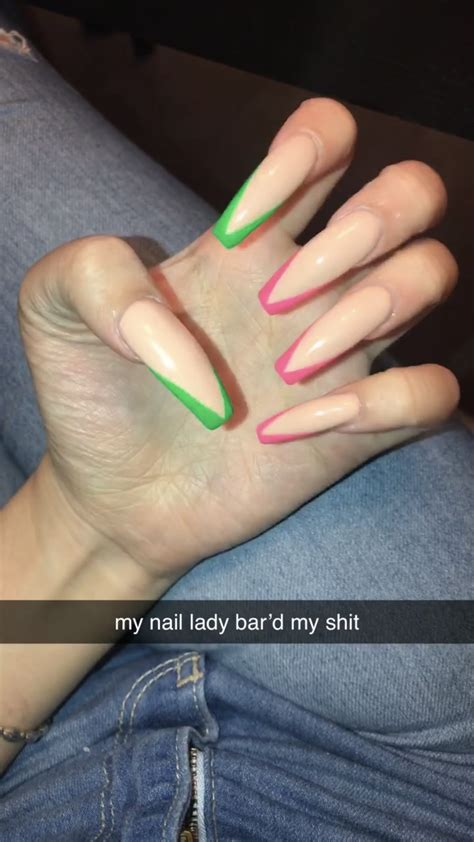 1080 x 1076 png 1966 кб. Insta Baddie Pink Aesthetic Acrylic Nails - Viral and Trend