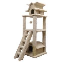 cat condos new cat condos 67 quot designer pagoda cat tree reviews