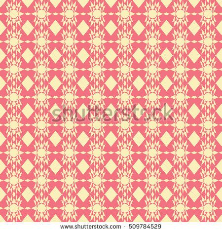 Abstract Pattern Background Pink Colors Vector Stock Abstract Seamless Pattern Pink Color Stock Vector