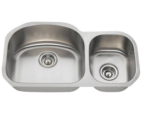 extjs kitchen sink 51 m51 the m51 offset bowl undermount sink is constructed