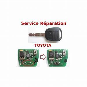 Service R U00e9paration T U00e9l U00e9commande Cl U00e9 Toyota Yaris  Rav4