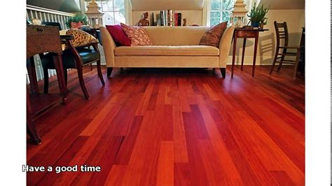 mahogany hardwood flooring youtube