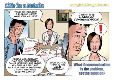 reasons  communications  working global
