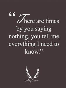 1000+ Silence Quotes on Pinterest   Smile Quotes, Love ...