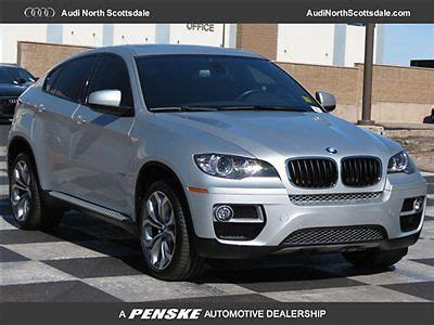 Purchase Used 13 Bmw X6 Leather Sun Roof Heated Seats