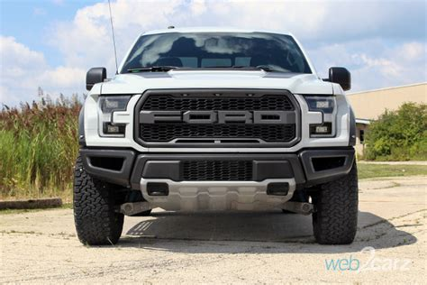 2017 Ford F-150 Raptor 4x4 Supercab Review