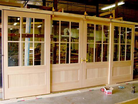 exterior sliding barn doors northstar woodworks custom sliding doors craftsmanship