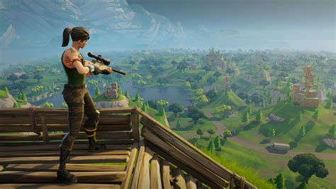 1920x1080 Fortnite Sniper 8k Laptop Full Hd 1080p Hd 4k Wallpapers Images Backgrounds Photos